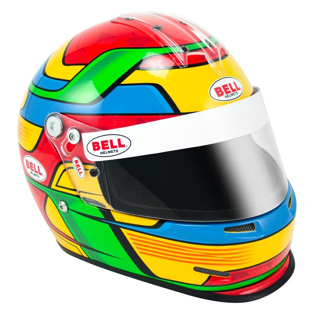 Children/'s Snell FIA CMR Youth Kart Racing ZAMP RZ-42Y CMR2016 Karting Helmet