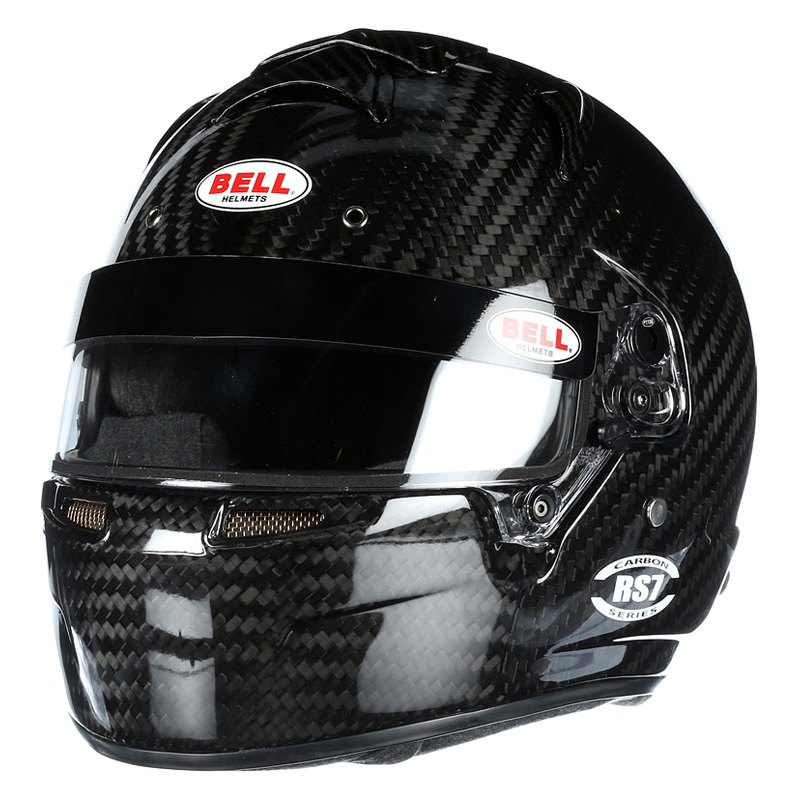 bell helmets rs7 carbon racing helmet. Black Bedroom Furniture Sets. Home Design Ideas
