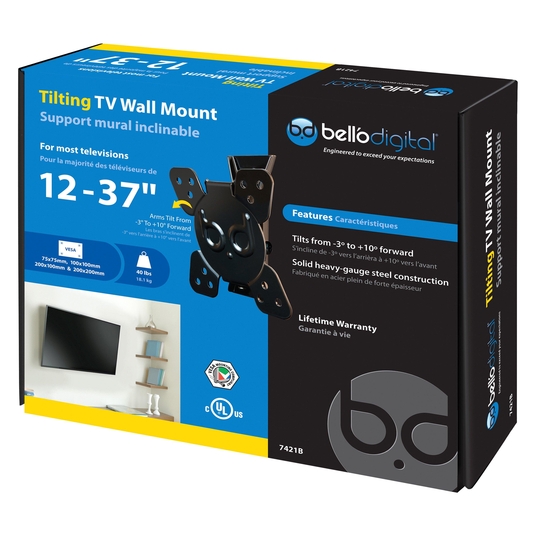 Bell 39 O Tilting Tv Wall Mount