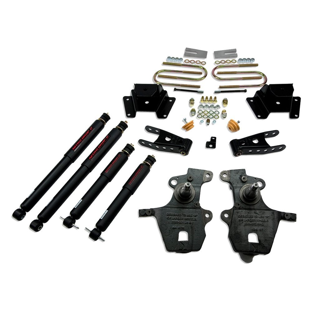 F150 Drop Spindles : Lowering kits for ford f