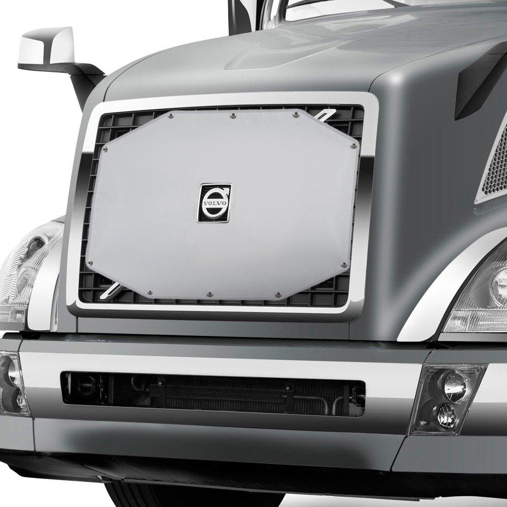 Belmor® - Volvo VNL 2003-2014 Gray Winter Front