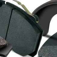 Bendix® - Semi-Metallic Disc Brake Pads