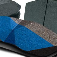 Bendix® - TitaniuMetallic Disc Brake Pads