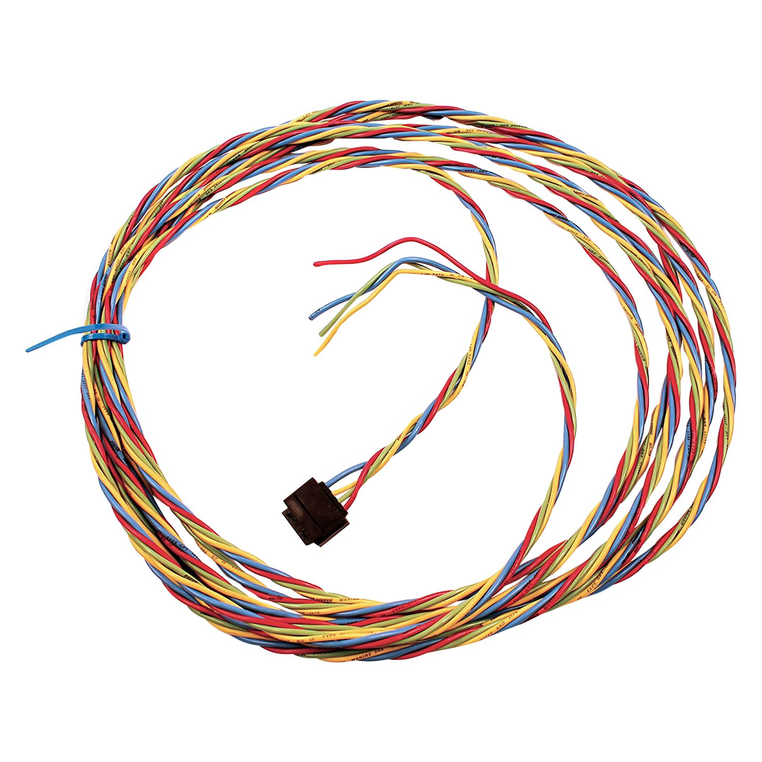 marine 174 wh100022 22 wire harness