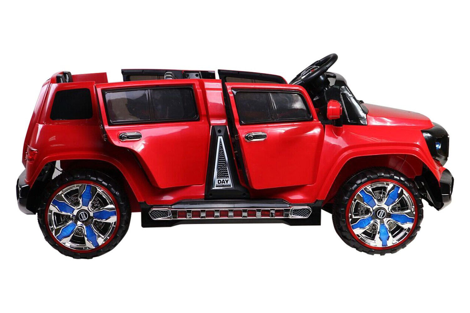 Best Ride On Cars Seat SUV SX V Red Seat V Red - Ride on cars
