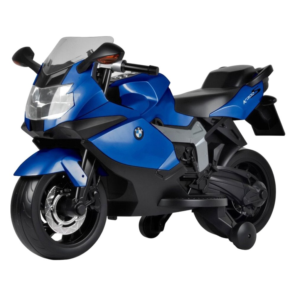 Best Ride On Cars BMW 12V Motocycle Blue  12v Blue BMW Motorcycle