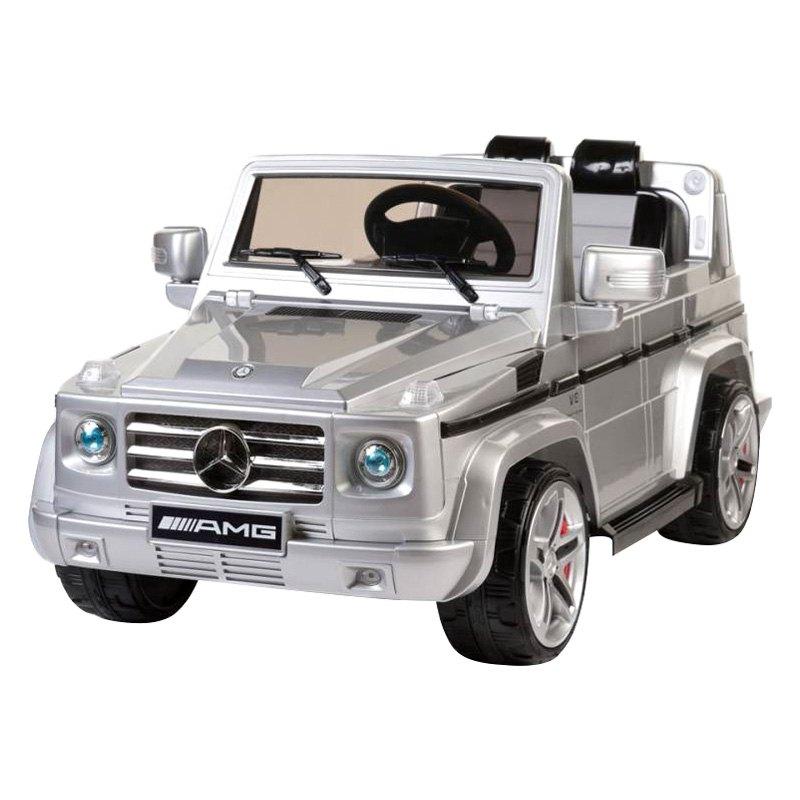 Best ride on cars 12v mercedes benz g55 for Mercedes benz ride on car