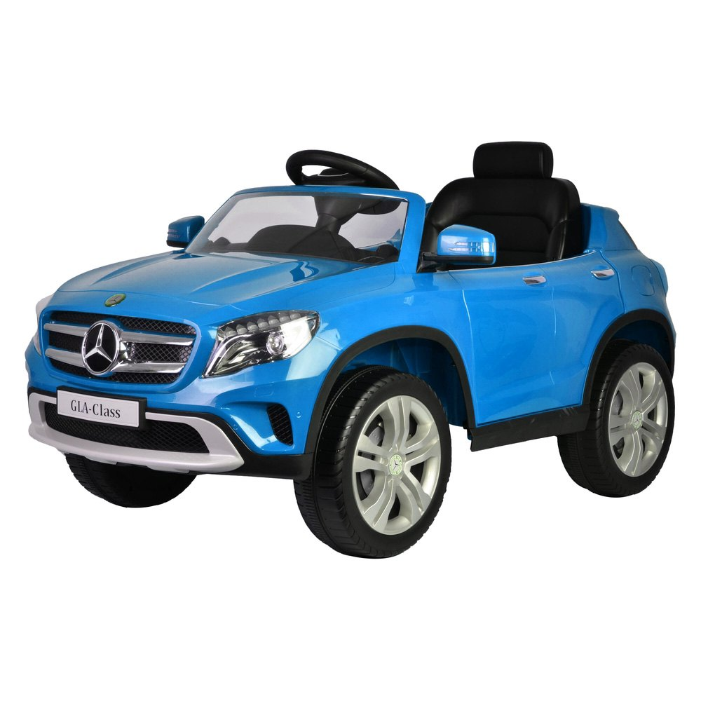 Best ride on cars mercedes gla for Ride on mercedes benz toy car