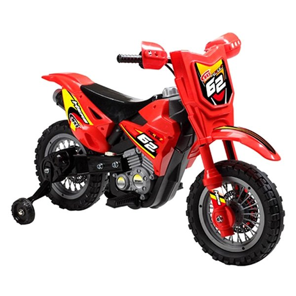 best ride on cars mini dirt bike red 6v 6v red mini. Black Bedroom Furniture Sets. Home Design Ideas