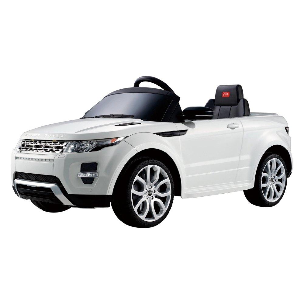 Best ride on cars range rover evoque