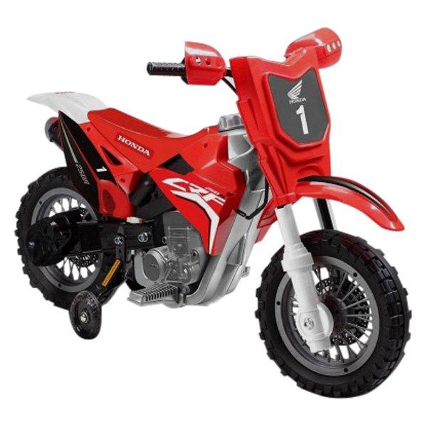 Honda Crfr Dirt Bike V Ride On Red