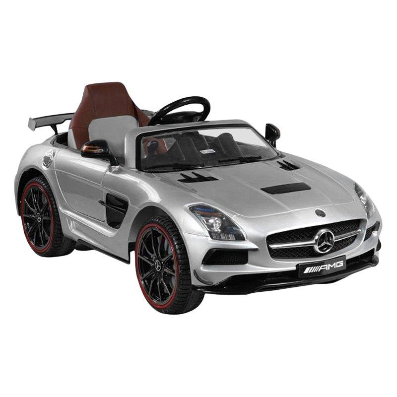 Mercedes Sls Amg: Best Ride On Cars® Mercedes SLS AMG Black Series-SP 12V