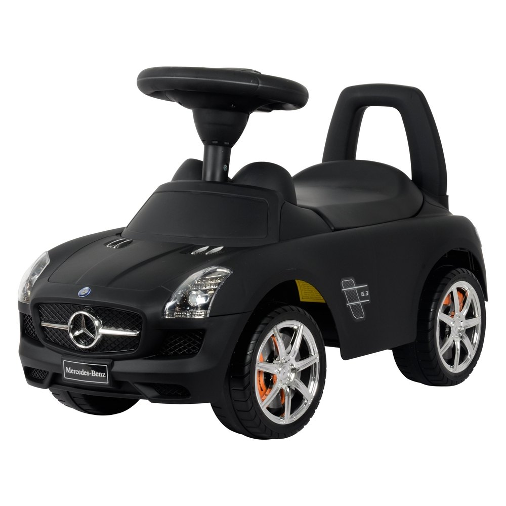 Best ride on cars mercedes push car for Walmart mercedes benz toy car