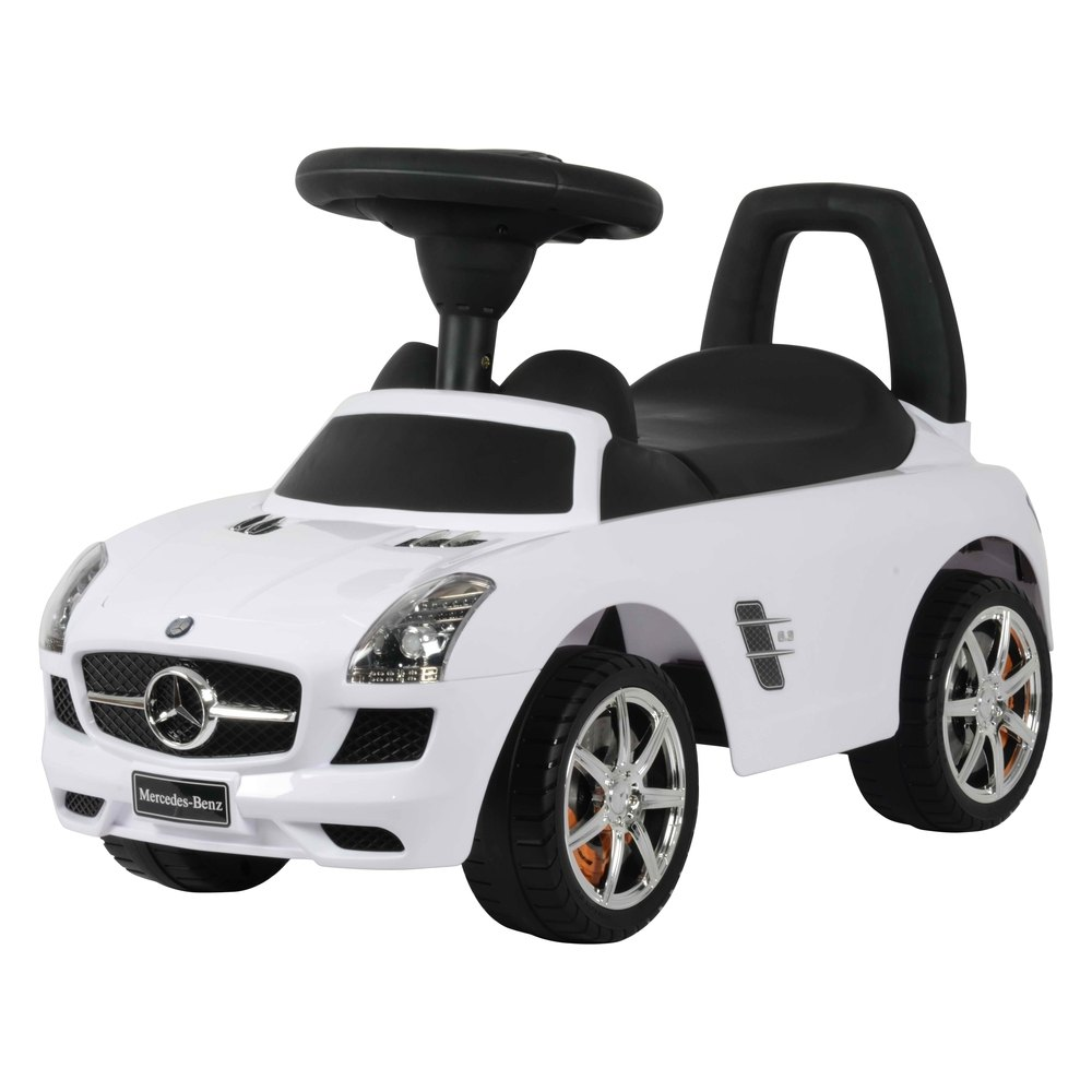 Best ride on cars mercedes push car for Mercedes benz toy car ride on