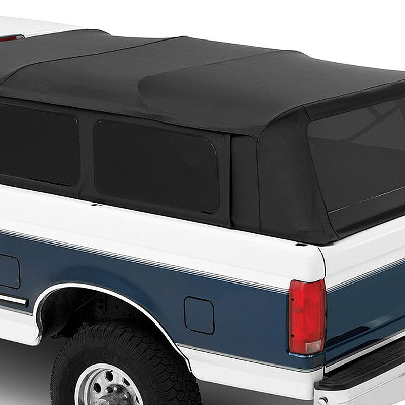 Ford F150 Truck Accessories >> Bestop® - Ford F-150 without Utility Track System 2004 ...