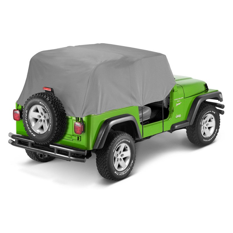 bestop jeep wrangler 2005 all weather trail cover. Black Bedroom Furniture Sets. Home Design Ideas