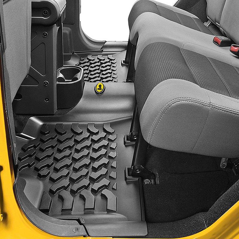 Bestop 174 Jeep Wrangler 2014 Floor Liners