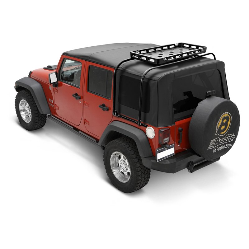Official Jeep Accessories: Best Top Accessories
