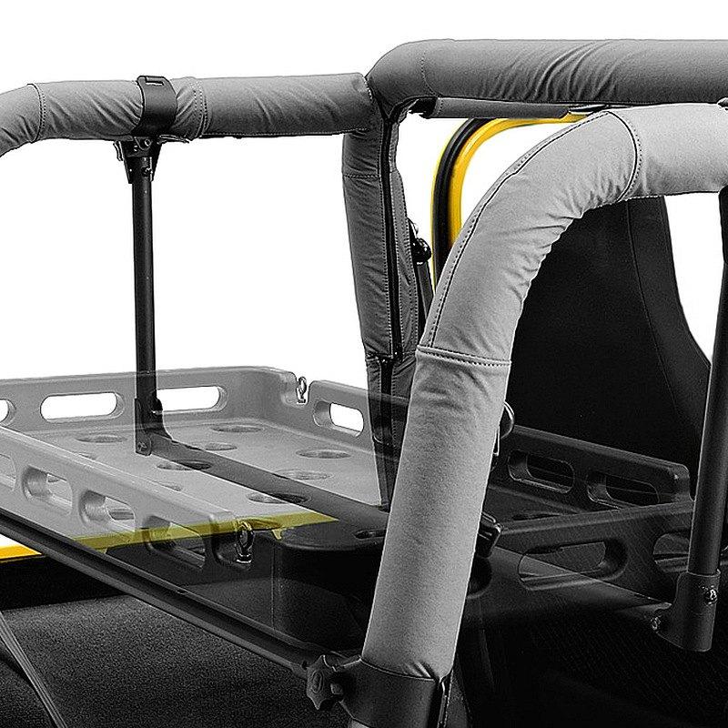 Bestop 41437-01 - HighRock 4x4 Black Cargo Rack Kit