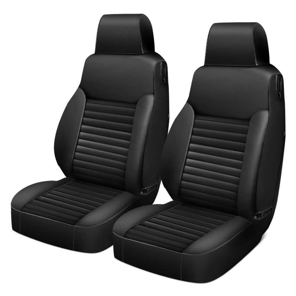 For Jeep Wrangler 2003 2006 Bestop 29228 35 1st Row Black Diamond Seat Covers Ebay