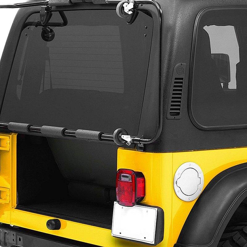 jeep wrangler 1987 2006 bestop hoss hardtop cart for 1 pc. Black Bedroom Furniture Sets. Home Design Ideas