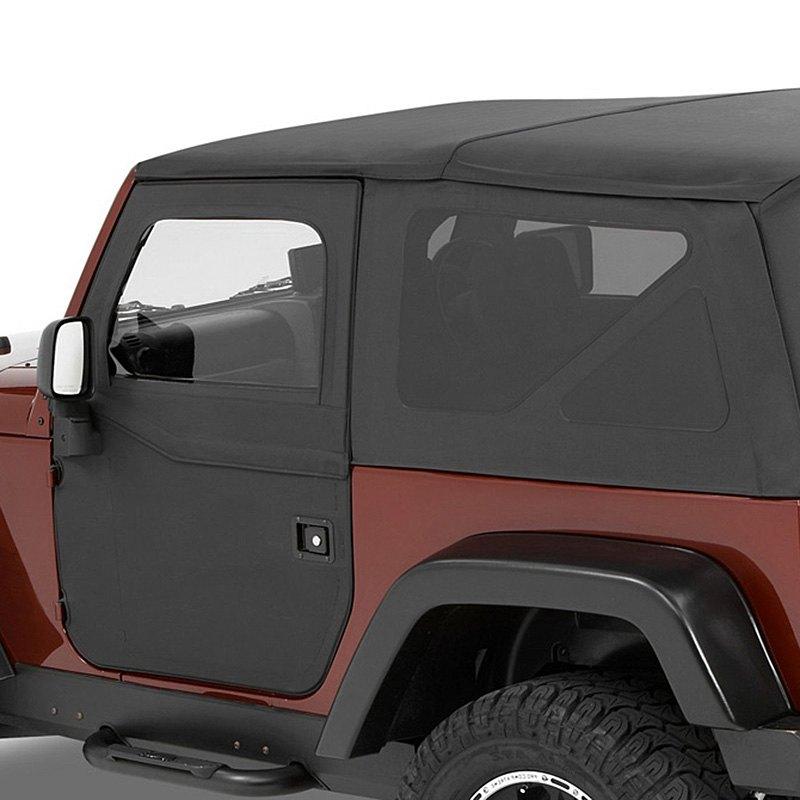 For Jeep Wrangler Jk 18 Bestop 51798 35 Black Diamond