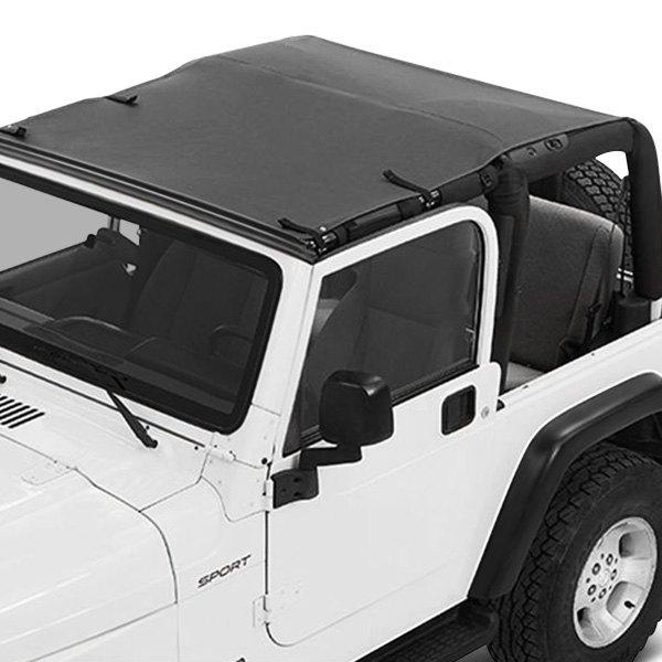 Best Top For Jeep: Jeep Wrangler 2004 Sun Bikini™ Top