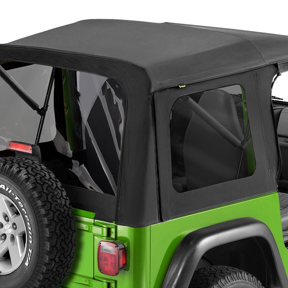 Best Top For Jeep: Jeep Wrangler 2004 Supertop™ Classic Complete