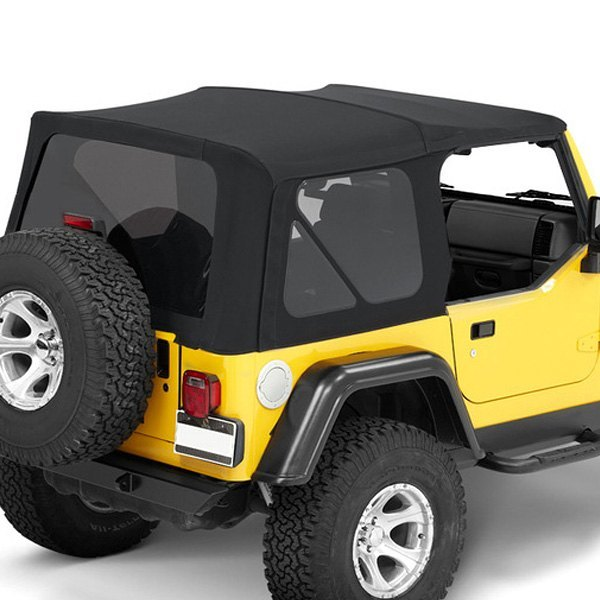 Jeep Soft Tops Reviews ... Jeep Wrangler 1997-2003 Supertop™ NX Complete Replacement Soft Top