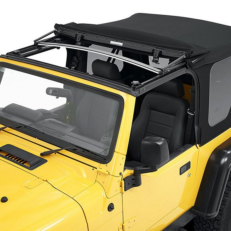 how to put a soft top on a jeep