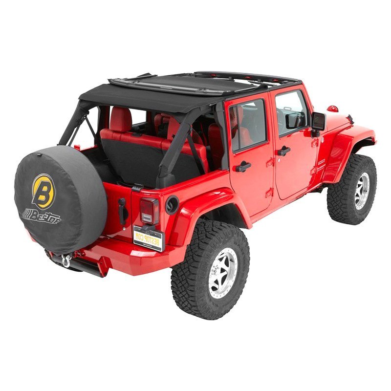 bestop jeep wrangler 2007 2016 trektop nx complete replacement soft top. Cars Review. Best American Auto & Cars Review