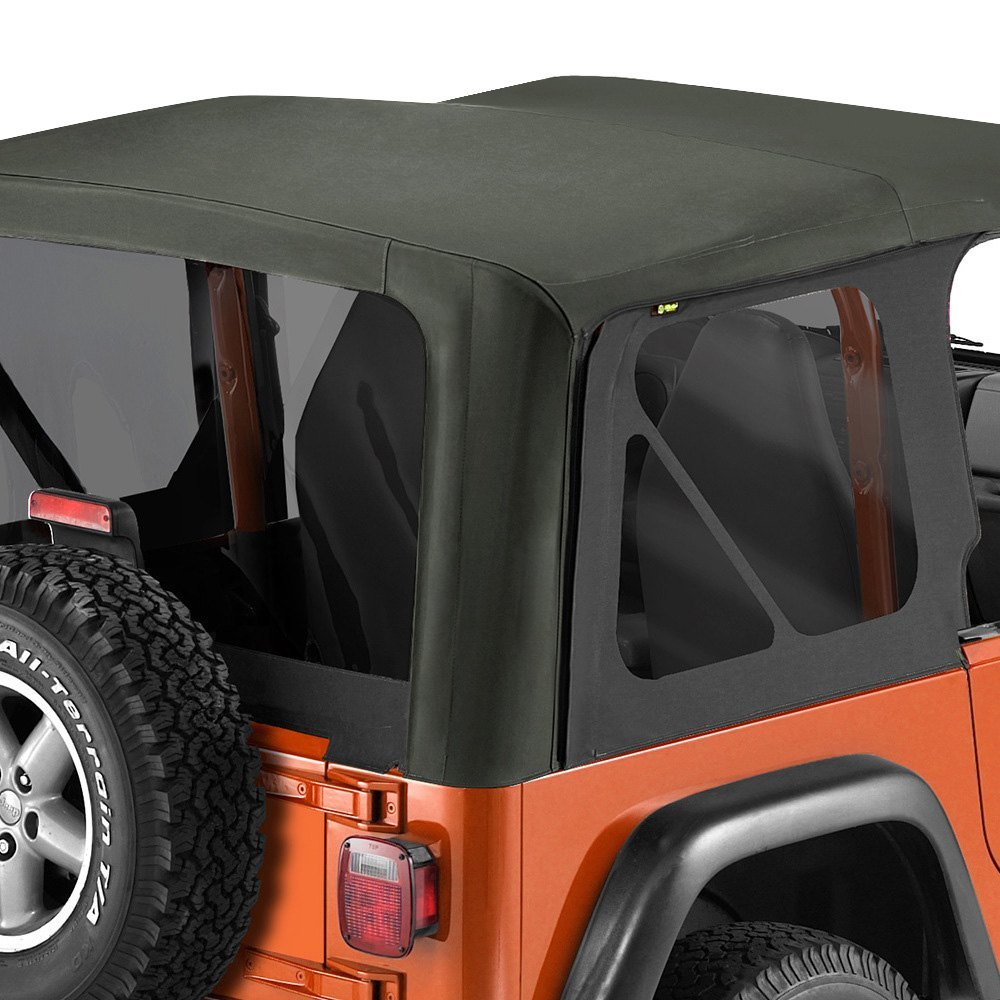 Best Top For Jeep: Replace-a-Top™ Fabric-Only Soft Top