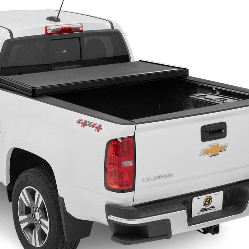 bestop chevy colorado 2016 ez fold hard tri fold. Black Bedroom Furniture Sets. Home Design Ideas