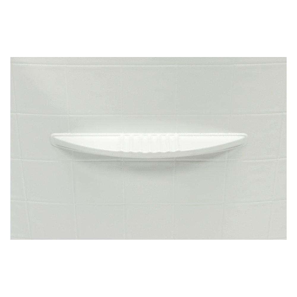 Better Bath 306207 24 X 40 X 58 Rv Bath White Tub