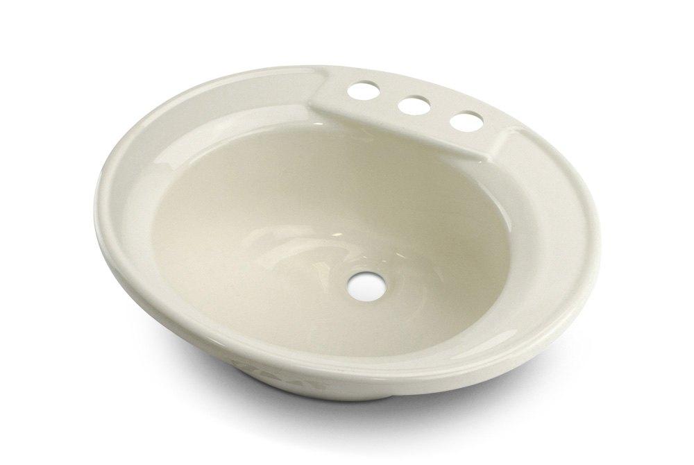 ... Better Bath®   Oval Lavatory Sink ...