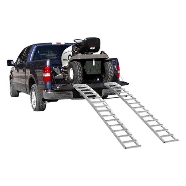 better built aluminum solid arched loading rampsbetter - Aluminum Ramps