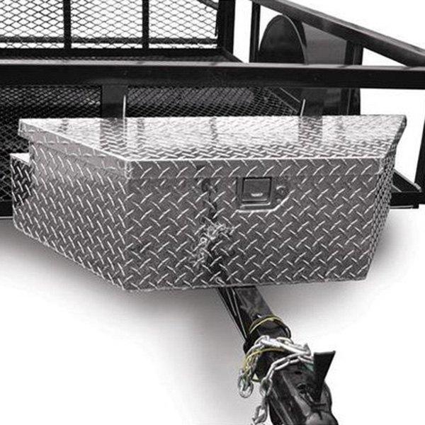 Better Built® 66010148 - Crown Series Uncoated Aluminum V ...