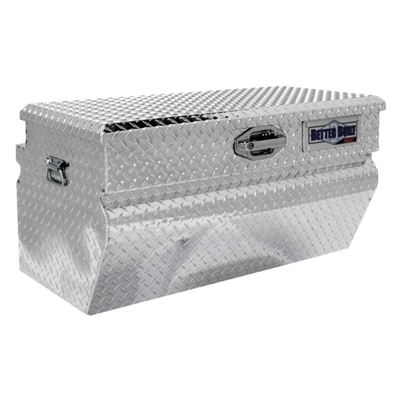 Truck Chest Tool Box >> Better Built Sec Series Standard Single Lid Chest Tool Box