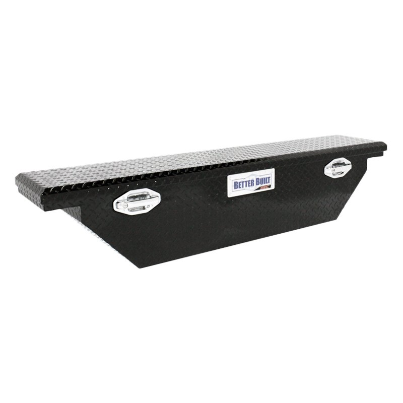 Tool Box For Truck Bed >> Better Built® 79210904 - SEC Series Low Profile Narrow ...