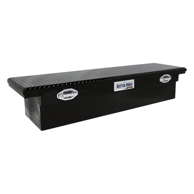 Low Profile Truck Bed Tool Box >> Better Built® 79210918 - SEC Series Low Profile Single Lid ...