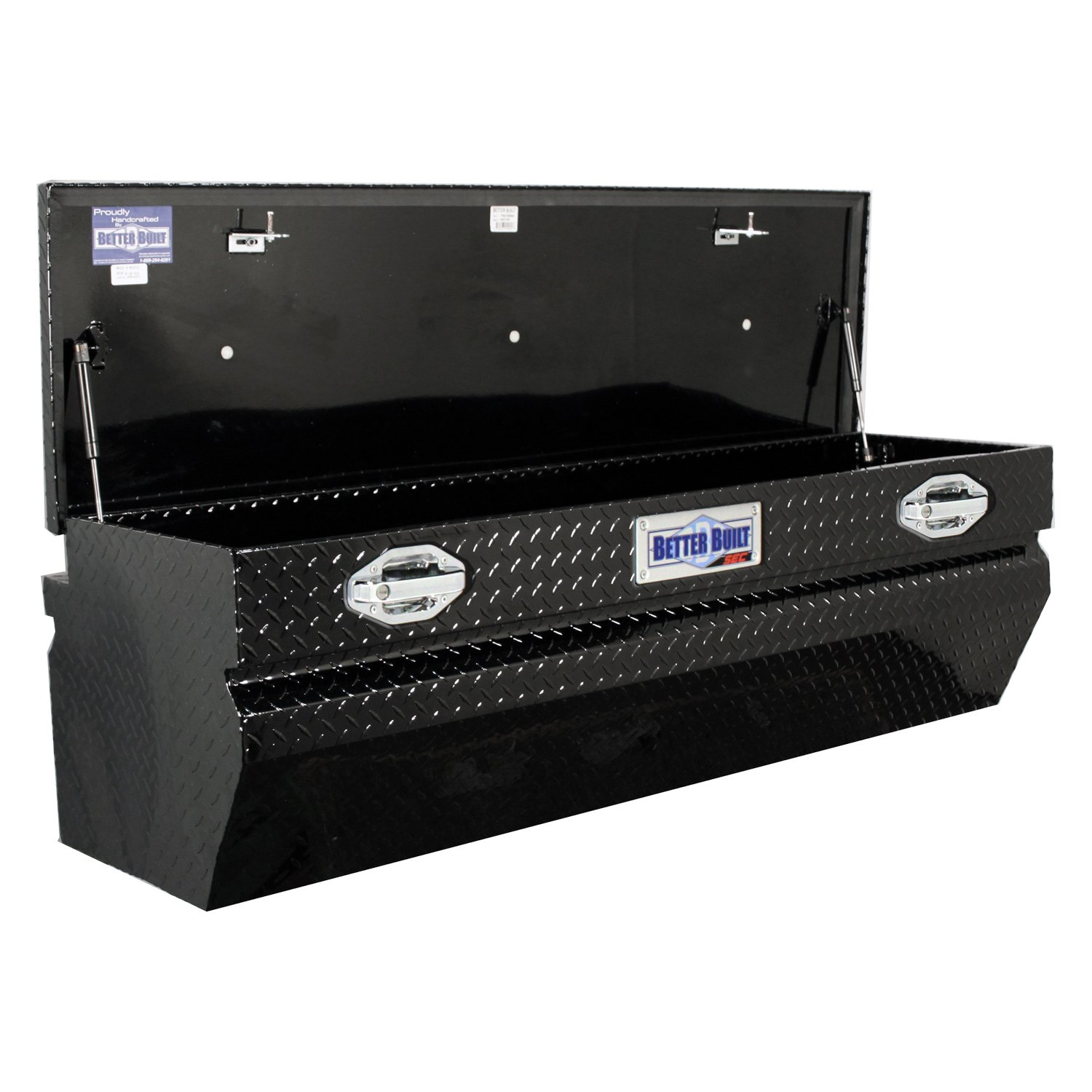 Black In Deep Truck Bed Tool Boxes
