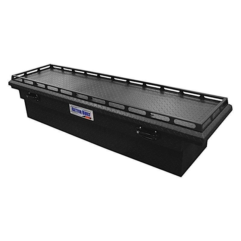 Low Profile Truck Bed Tool Box >> Better Built® 79211115 - SEC Series Low Profile Single Lid ...
