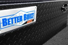 Better Built@ - Black Tool Box
