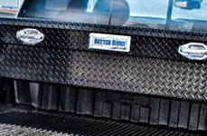 Better Built@ - Crown Series Low Profile Crossover Tool Box
