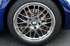 BEYERN® - SPARTAN Chrome on BMW