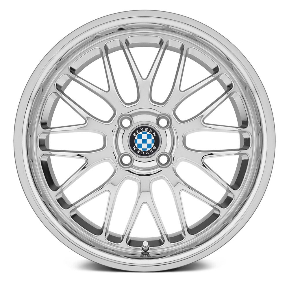 Beyern 174 Mesh Wheels Chrome Rims