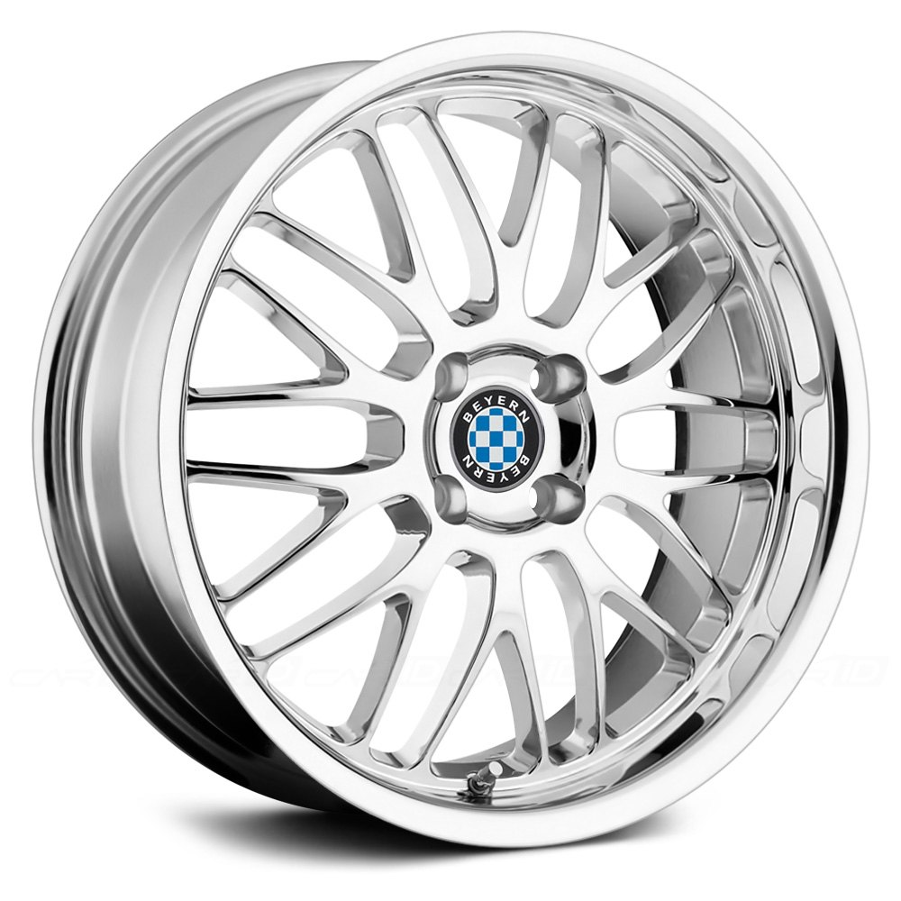 Beyern 174 Mesh Wheels Chrome Rims