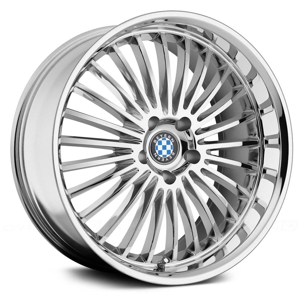 Beyern 174 Multi Wheels Chrome Rims