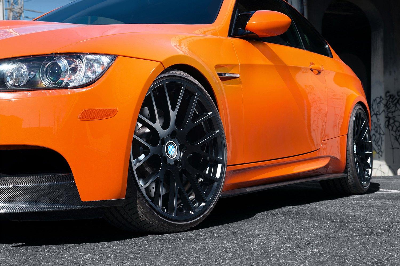 Bmw Repair Shops >> BEYERN® SPARTAN Wheels - Matte Black Rims