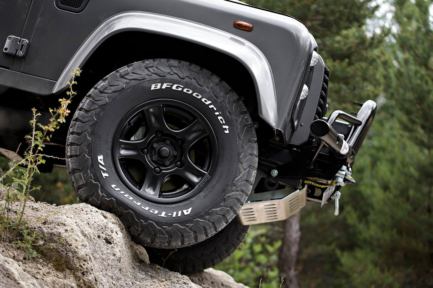 Bf Goodrich All Terrain >> BFGOODRICH® ALL-TERRAIN T/A KO2 Tires
